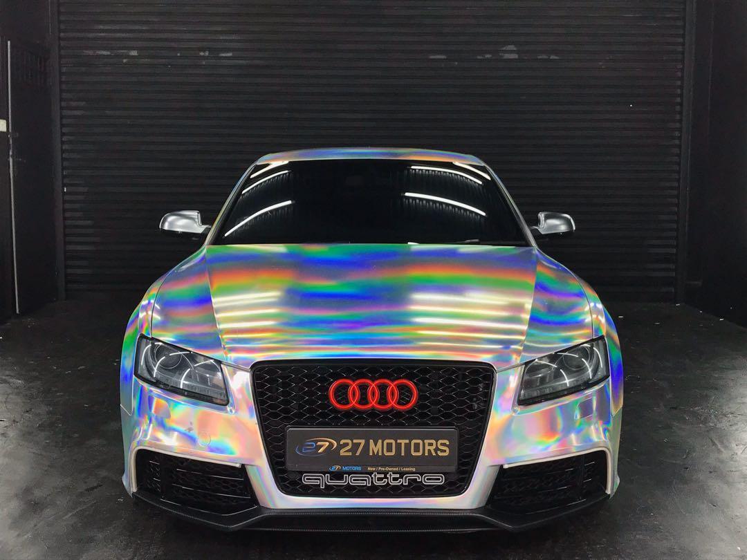 Audi A5 Coupe 3.2 FSI quattro tiptronic (A)