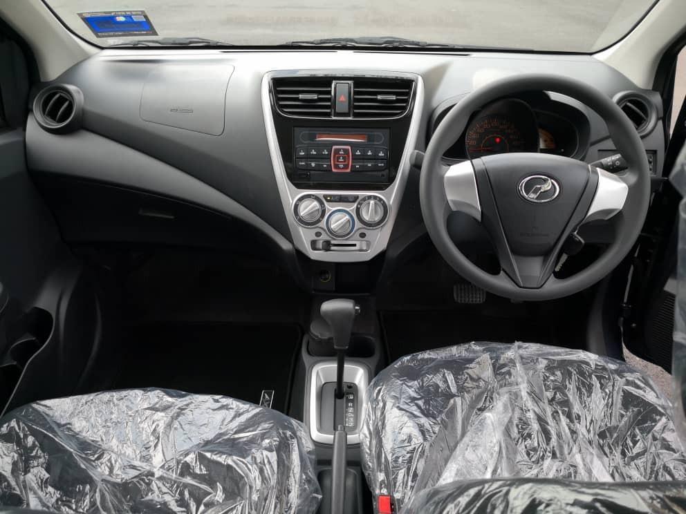 Axia 1.0 G (A) 2019 NSG CAR RENTAL - KERETA SEWA MURAH