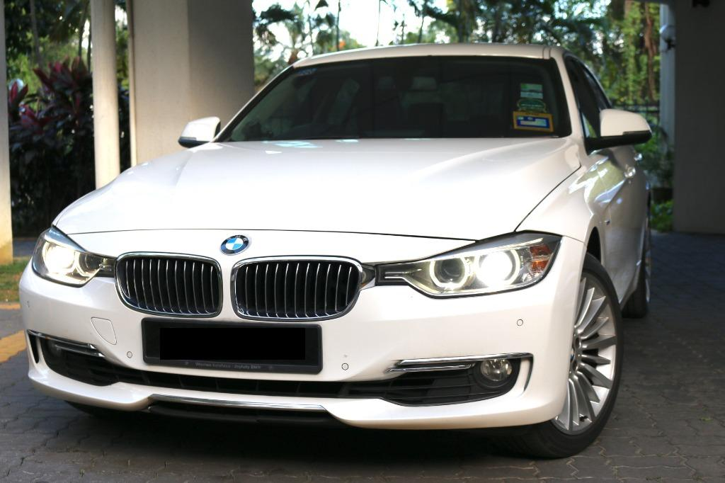 BMW 328i Luxury Pack Well Maintained Just Buy and Drive