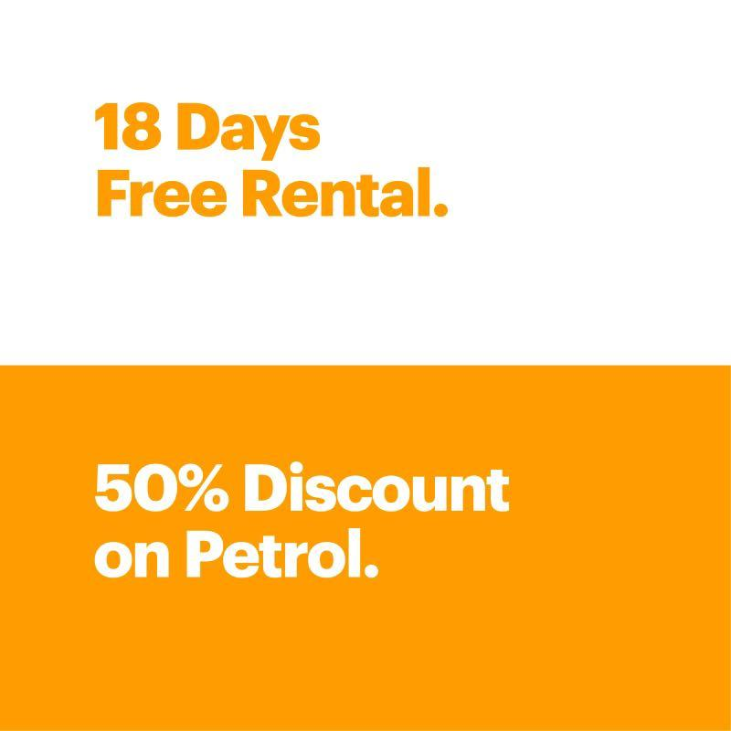 Car Rental for Grab with many benefits!