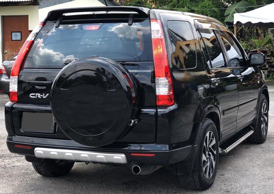 CASH CAR/LOAN  HONDA CR-V 2.0 i-VTEC FACELIFT AUTOMATIC 2006