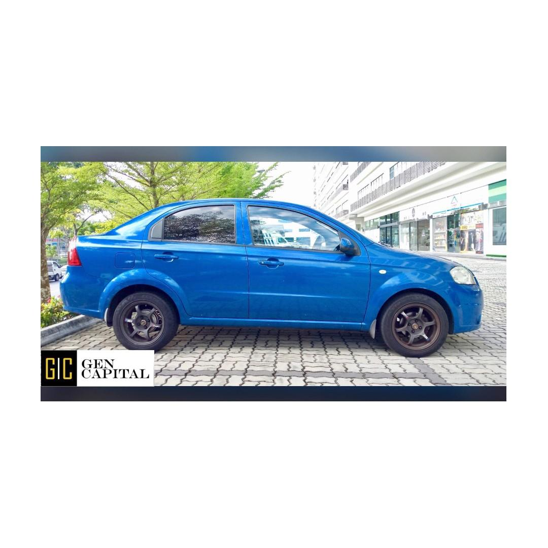 Chevrolet Aveo - @97396107 !! Lowest rental rates, with the friendliest service!