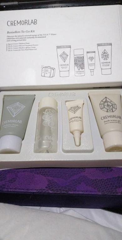 Cremorlab 4 Piece Best Sellers Set Brand New & Authentic [PRICE IS FIRM, NO SWAPS]