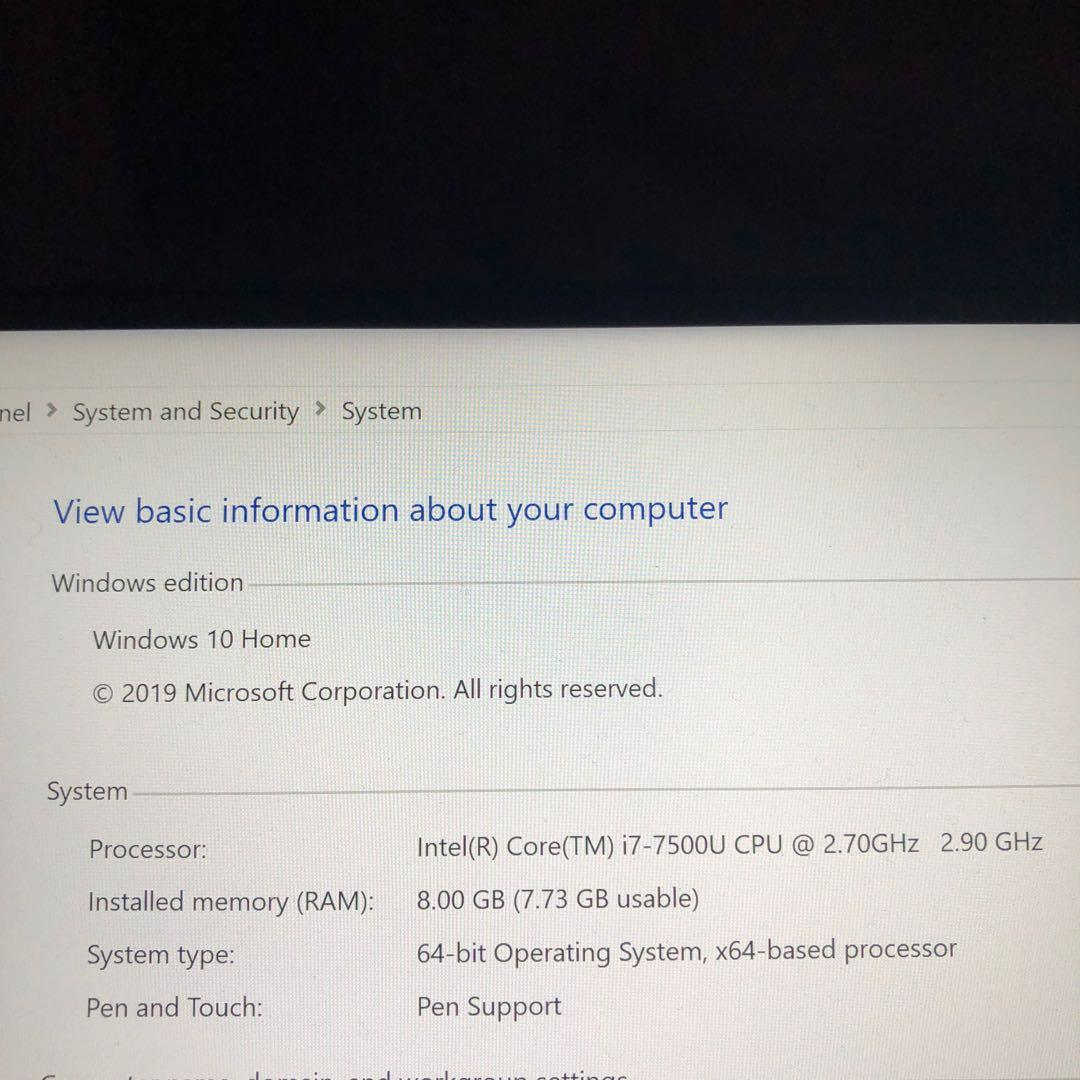 Dell XPS 13 9350 with Touchscreen (Intel Core i7) 2016