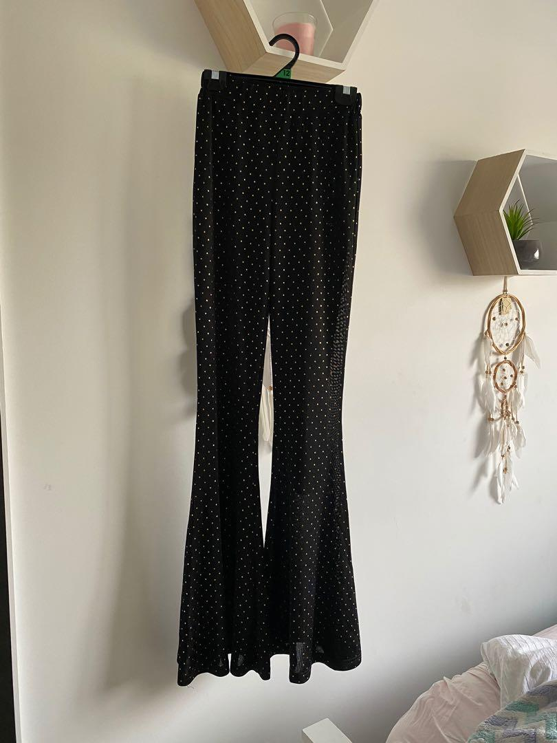 Don't ask Amanda star flare pants. In great condition, only worn once.