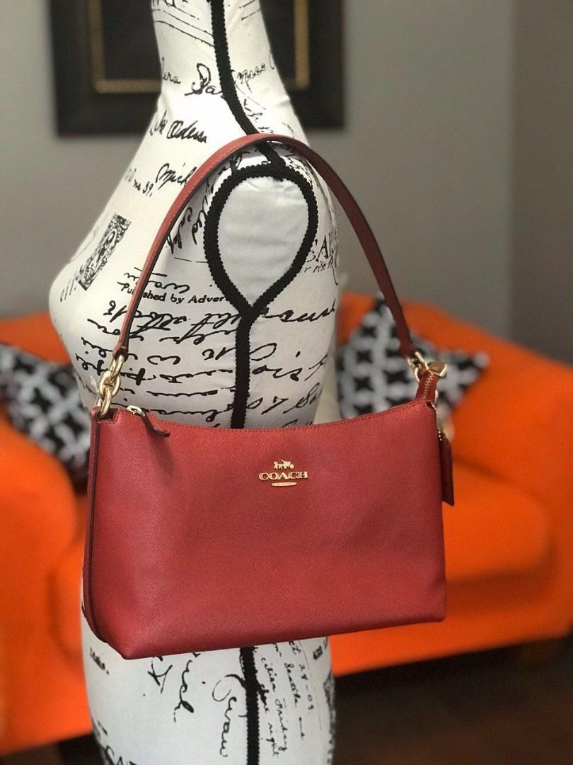 ETA EARLY FEB 2020   COACH LEWIS TRUE RED WITH LONGSTRAP(POSTAGE ONLY)