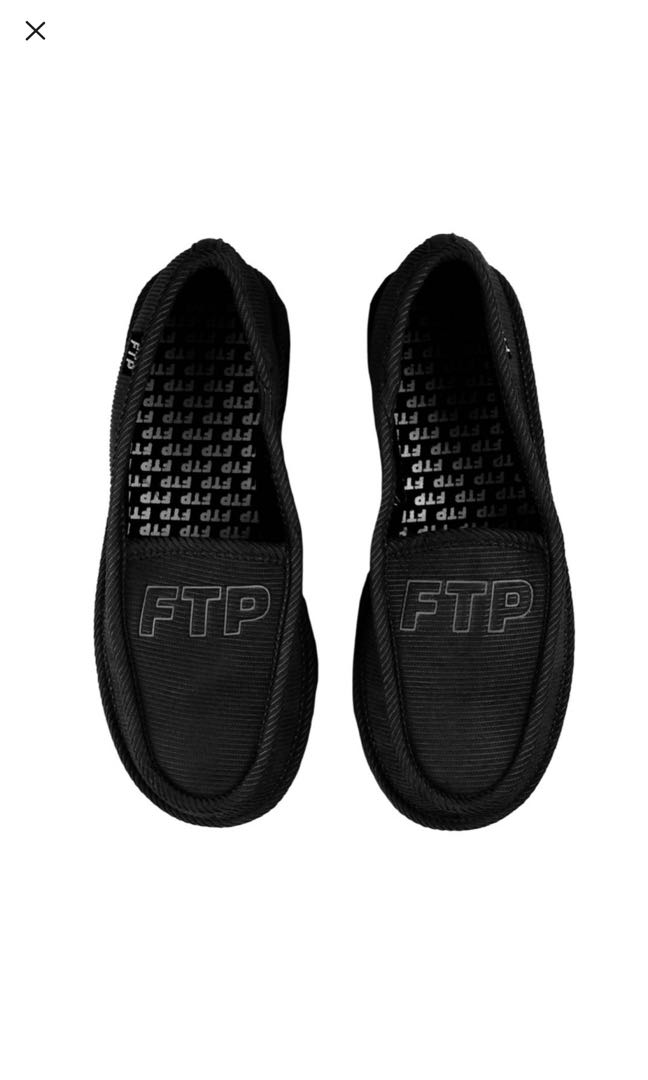 FTP House Reflective Slip On Shoes