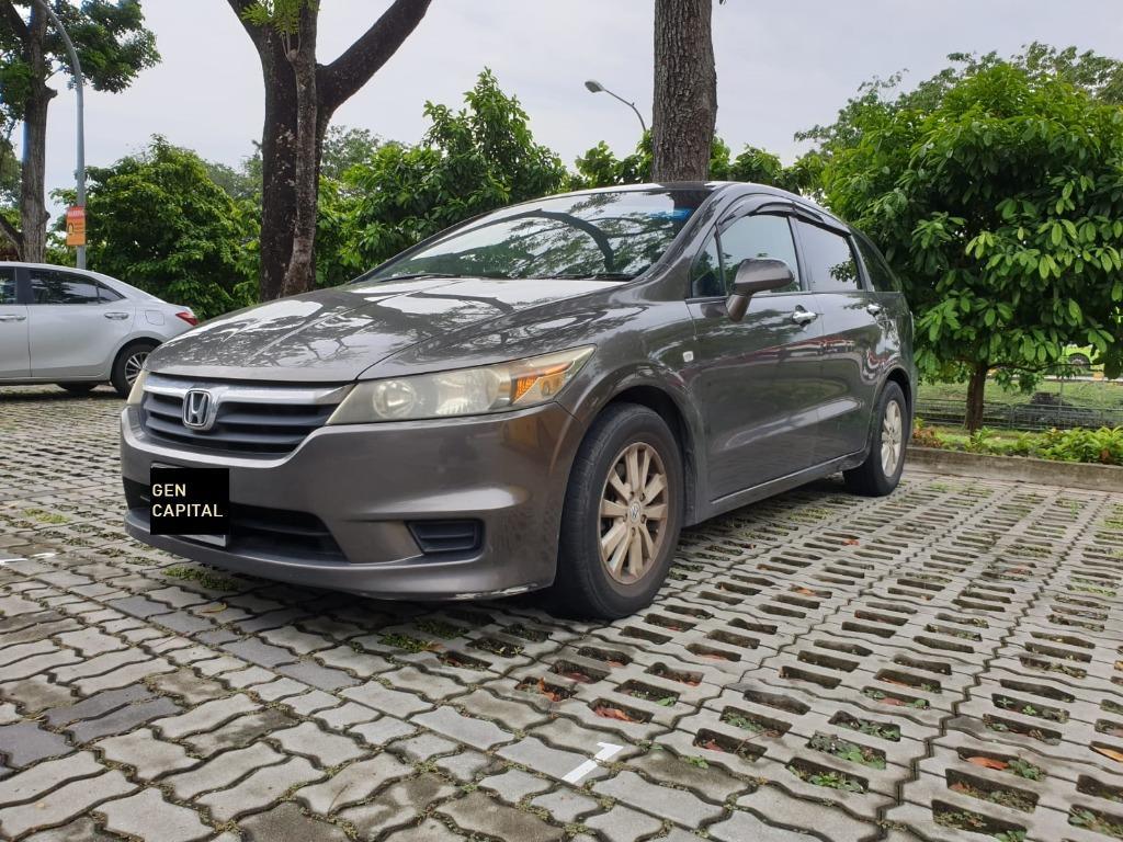 Honda Stream - @97396107 ! Lowest rental rates, with the friendliest service!