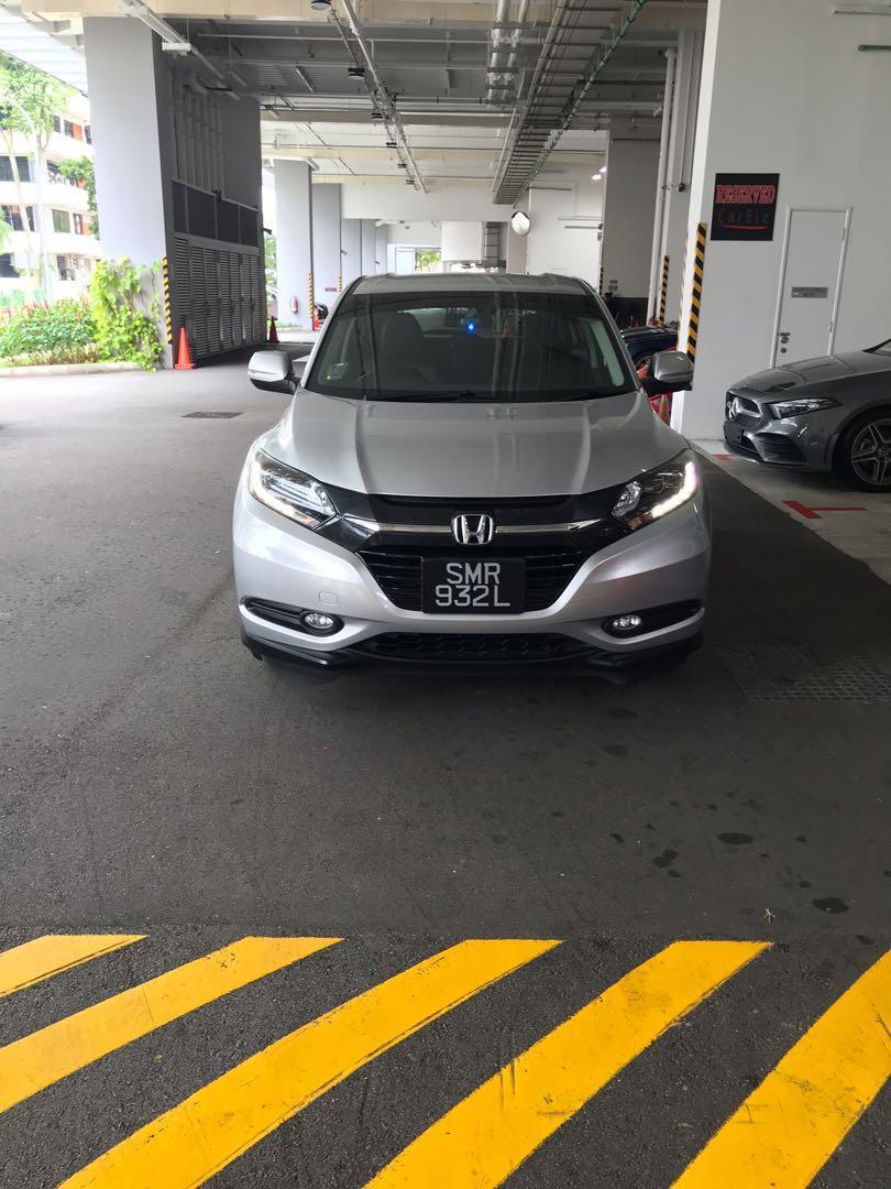 Honda Vezel 1.5 X for rent