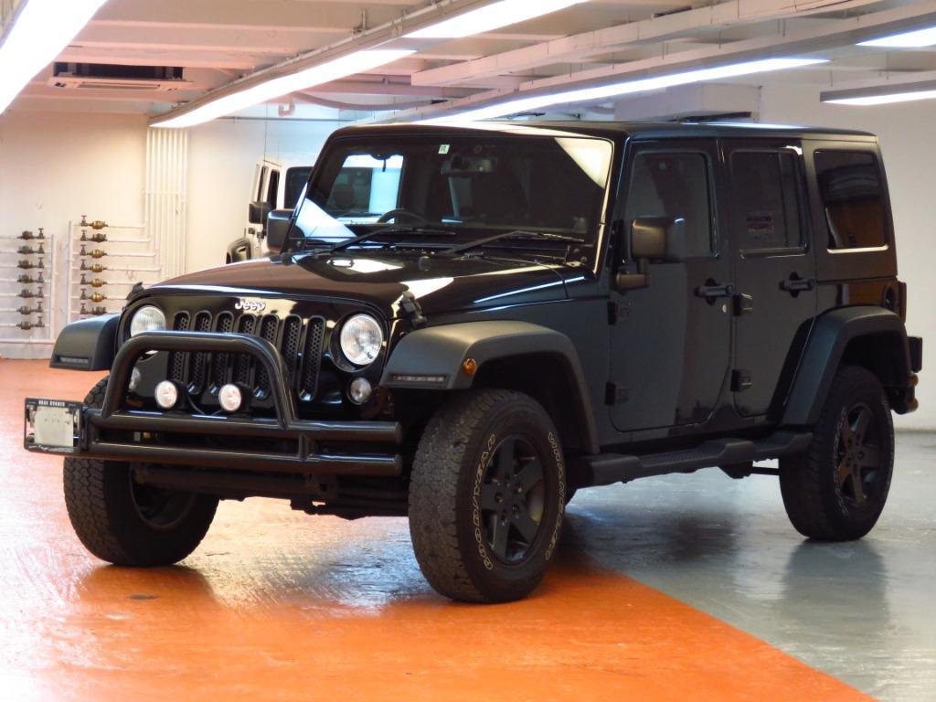 Jeep Wrangler UNLIMITED Auto