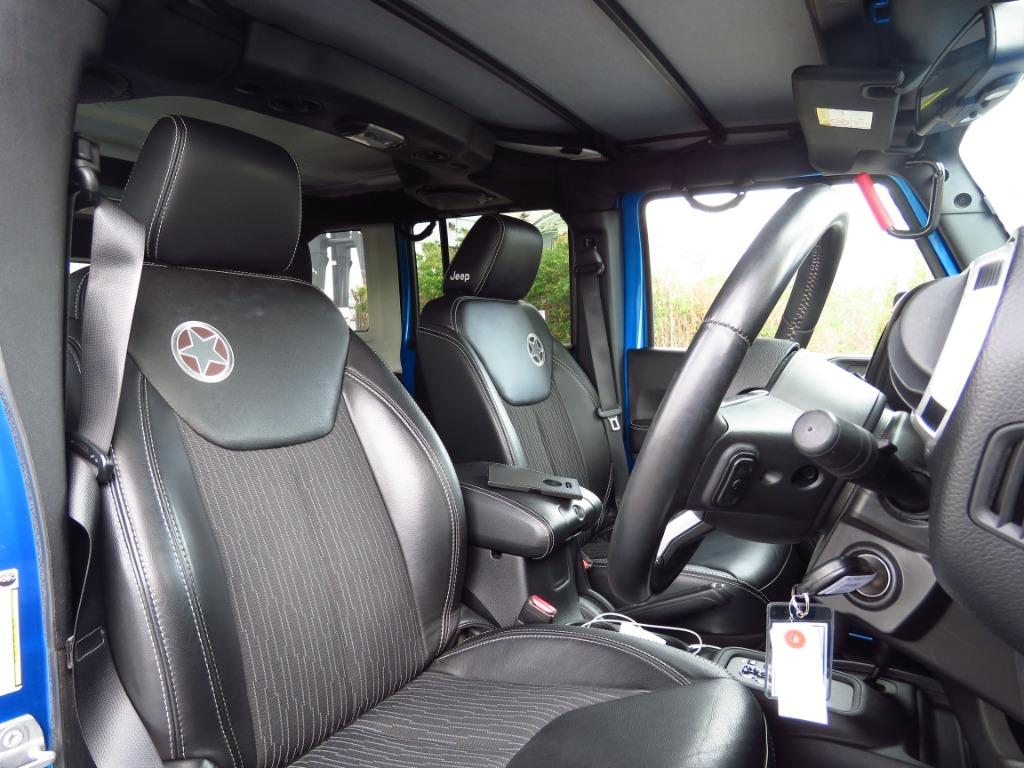 Jeep  WRANGLER  UNLIMITED FREEDOM EDITION Auto
