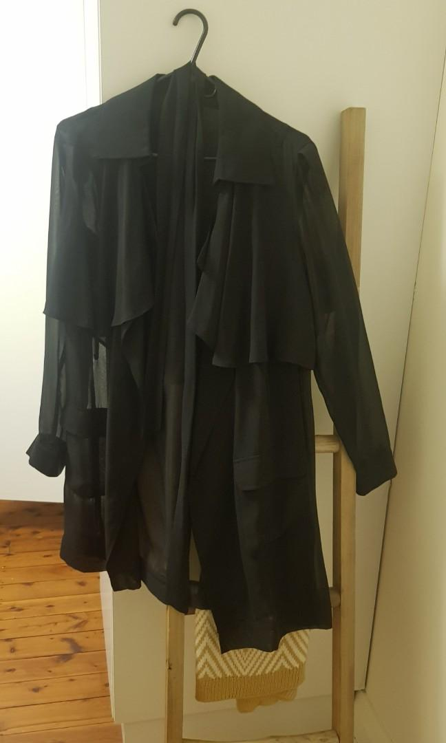 Lightweight cardigan/jacket size 10 from blue juice