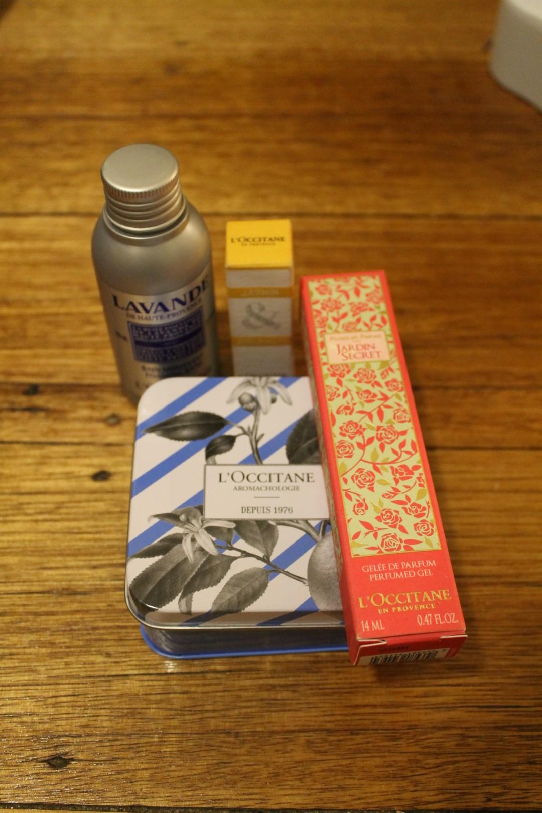 L'Occitane BNIB - 50% OFF RRP - 3 Items & 1 Kit Available