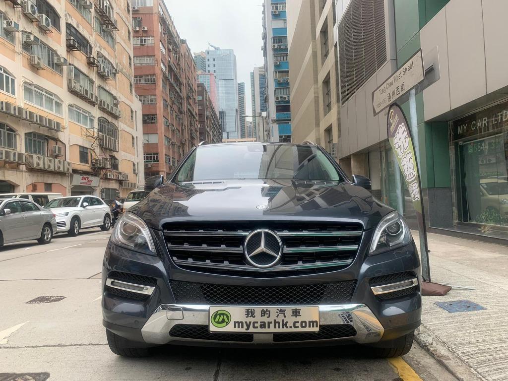 Mercedes-Benz ML250 BLUETEC BLUETEC Auto