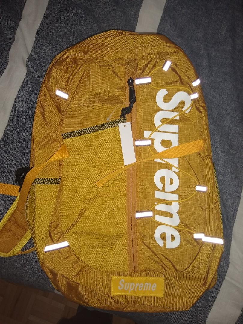 New authentic supreme bag **never been used still with tagg**
