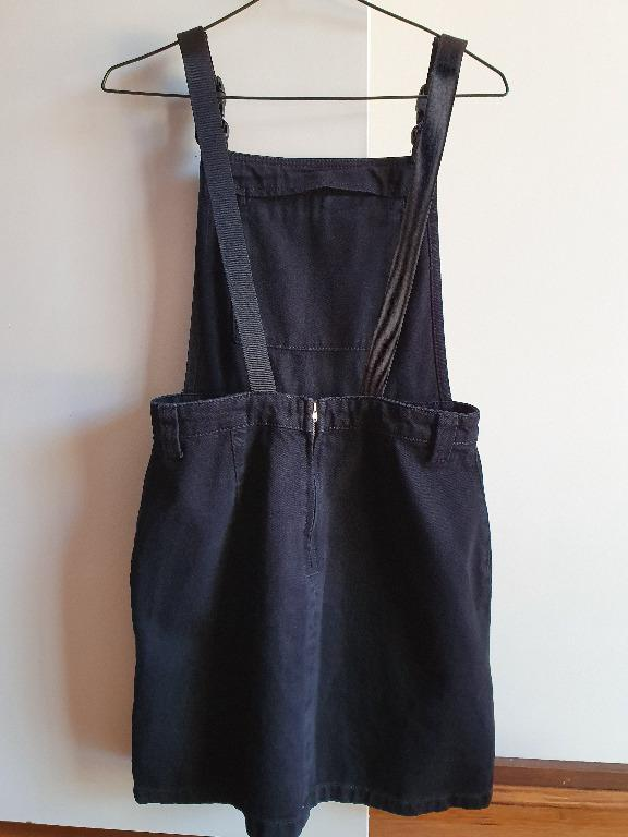 NEW Topshop Clip Buckle Pinafore Dress Size EUR38 /US6/ UK10