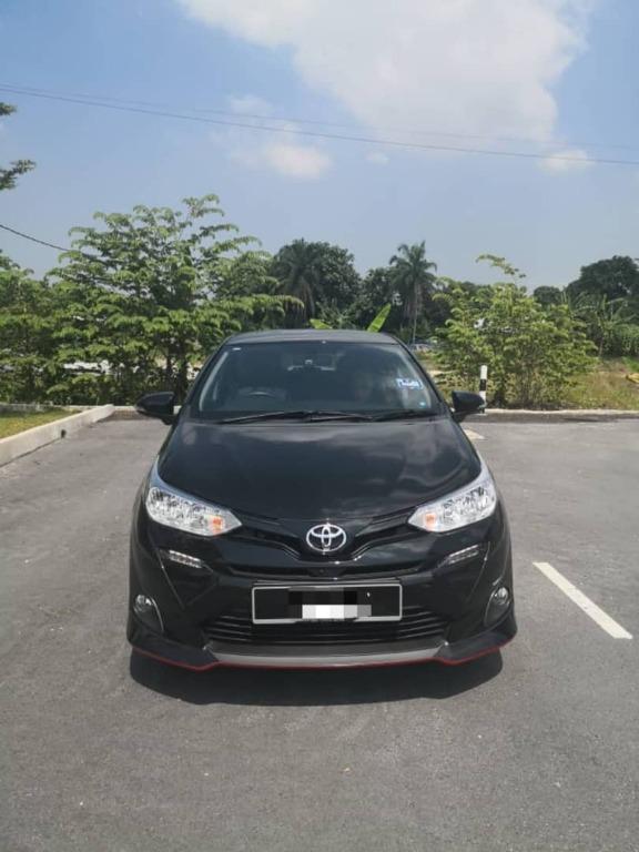 NEW VIOS 1.5E (A) NSG CAR RENTAL-KERETA SEWA MURAH SELANGOR
