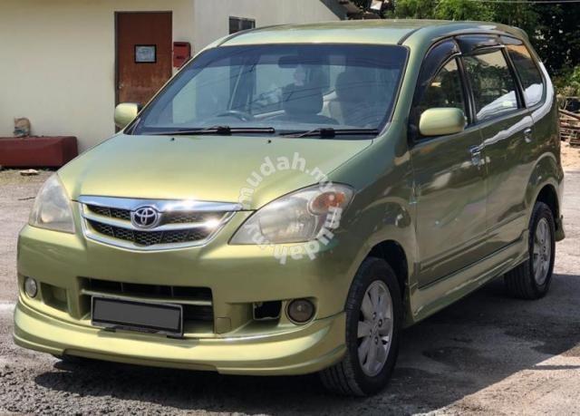 STAR WORLD AUTO TRADING SDN BHD  2007 Toyota AVANZA 1.5 G (A)