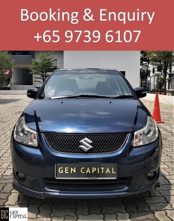 Suzuki SX4 - @97396107 !! Lowest rental rates, with the friendliest service!