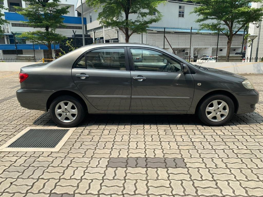 Toyota Altis - @97396107 ! Lowest rental rates, with the friendliest service!