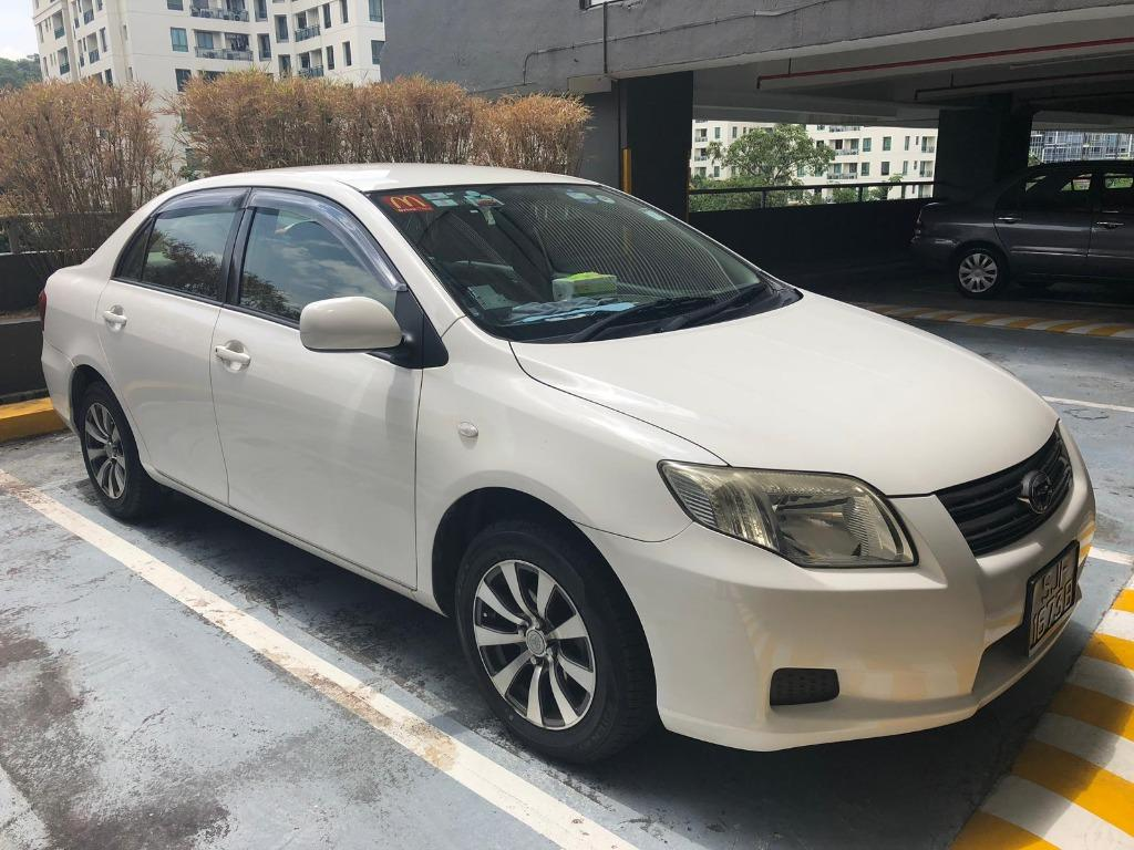 Toyota Corolla Axio 1.5 (A) for Rent, Car for rent @ Hillview