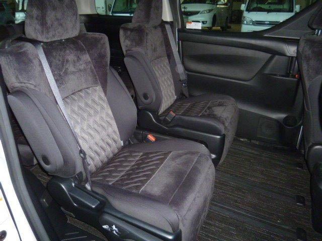 Toyota Vellfire Z Auto