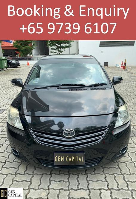 Toyota Vios - @97396107 !! Lowest rental rates, with the friendliest service!