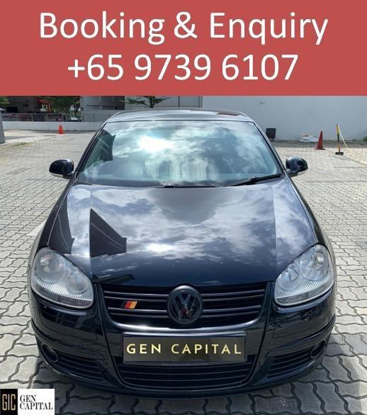 Volkswagen Jetta 1.4TSI - @97396107 ! Lowest rental rates, with the friendliest service!