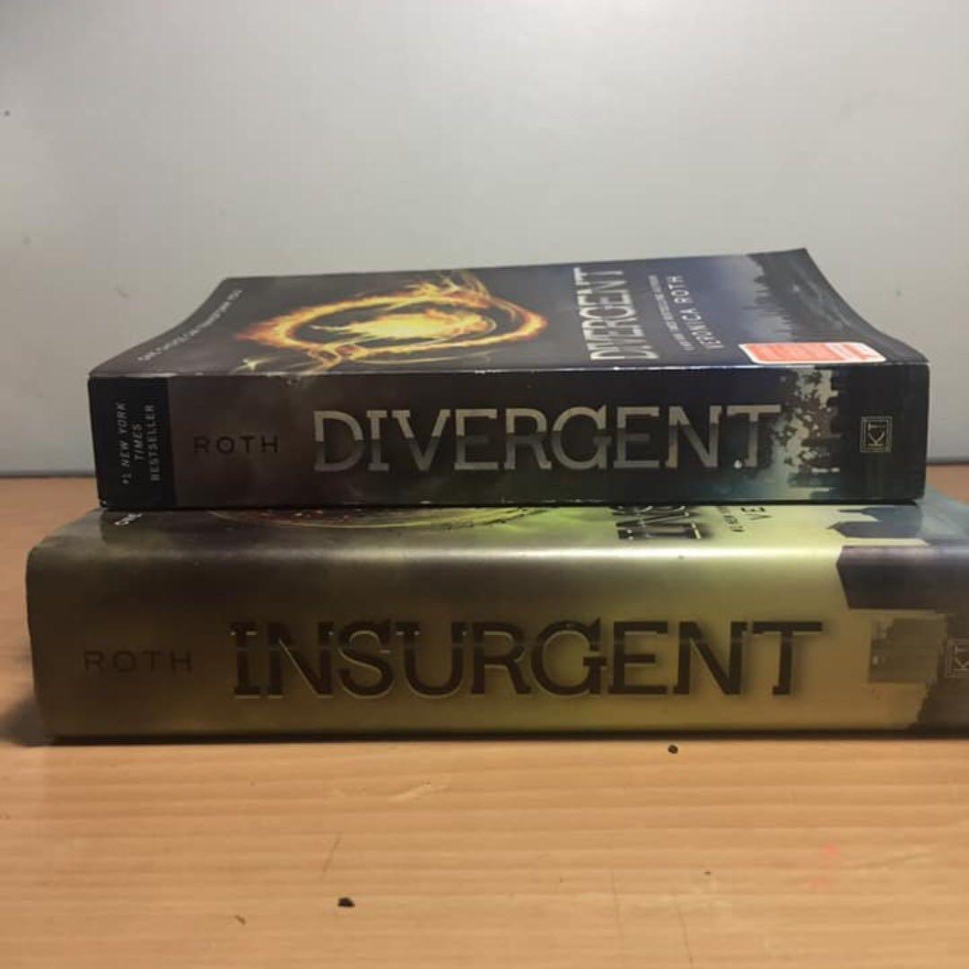 Y.A. Books (P1) | John Green, The One Series, Divergent Series, Fallen Series