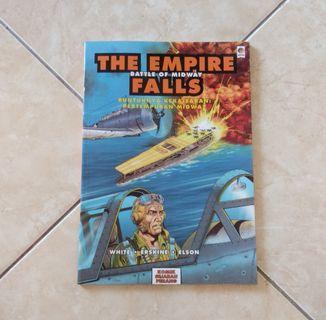 Buku Komik Sejarah Perang, seri The Empire Falls