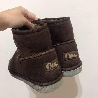 Ollie 雪靴 尺寸S