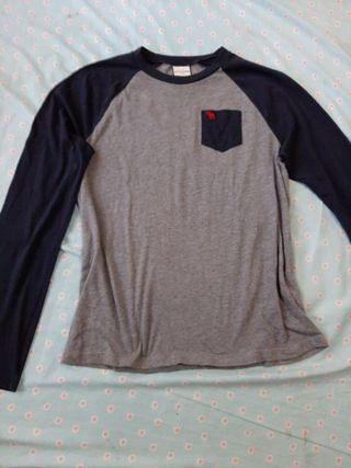 Aeropostale Lovesleeves Casual Top Shirt