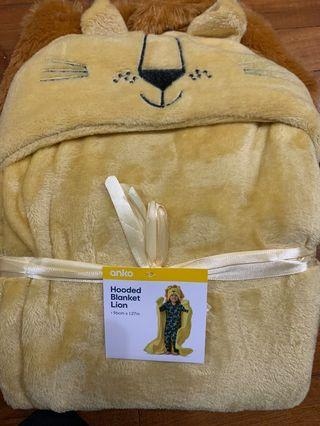 BNWT Novelty towel - Lion