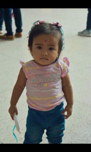Original GUESS Baby Pink Shirt
