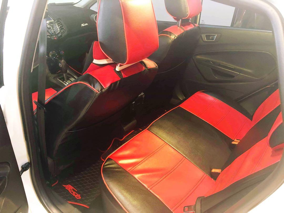 2015 Ford Fiesta 1.0 EcoBoost 運動型 白色