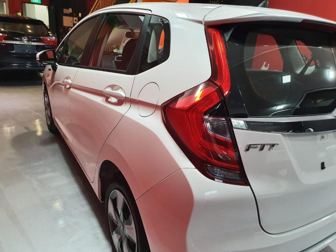 $48 Only! Lowest PHV Rental for Honda Fit Hybrid!!!