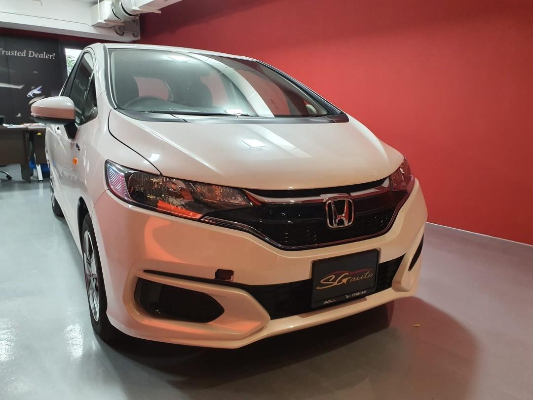 $38 Only! Lowest PHV Rental for Honda Fit Hybrid!!!