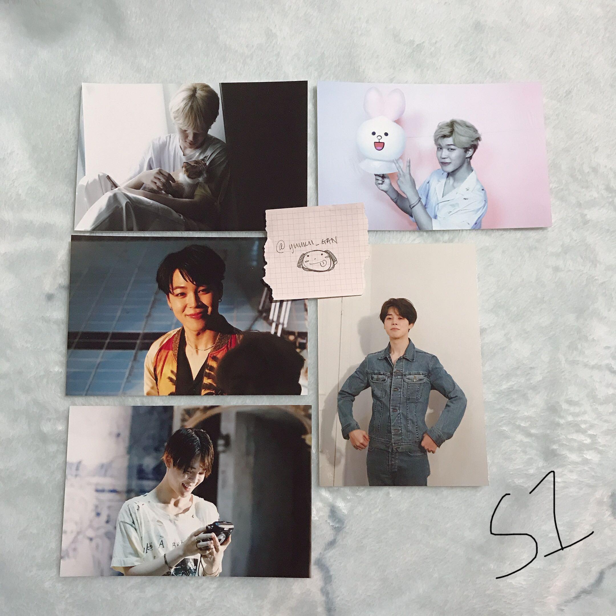 오,늘 BTS Oneul Exhibition in Seoul Live Photos JIMIN - Season 2