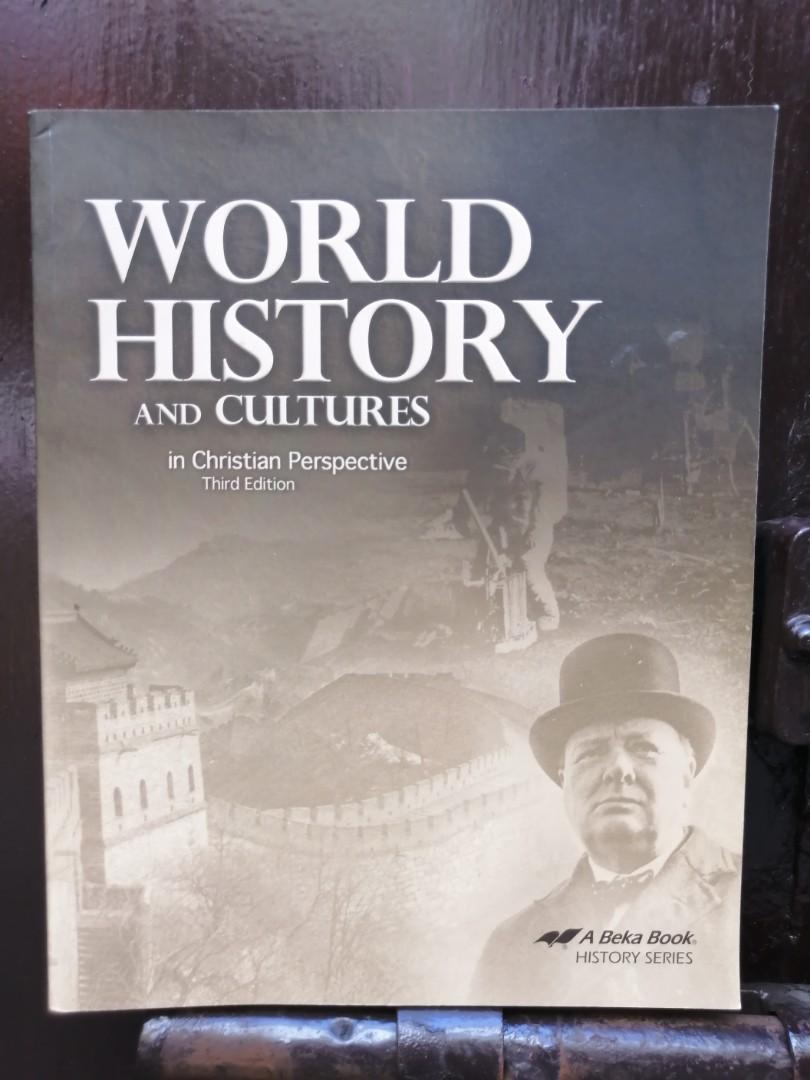 ABEKA BOOK  World History and Cultures in Christian Perspective Third Edition