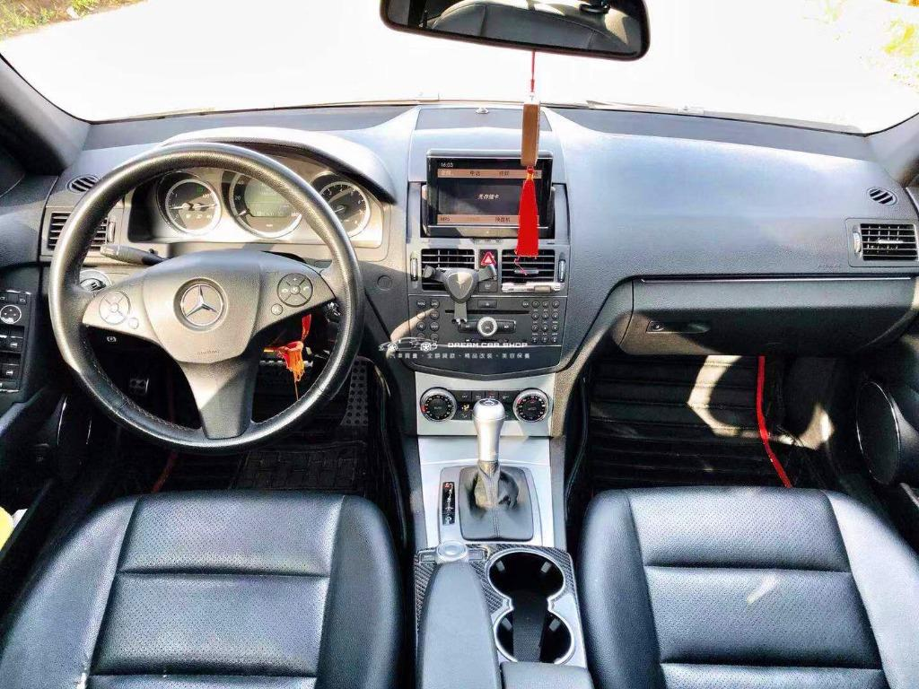 Benz C-Class C300 2009年 3.0L
