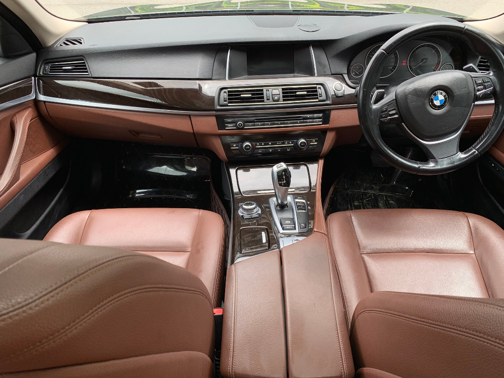 BMW 520d Luxury (A)