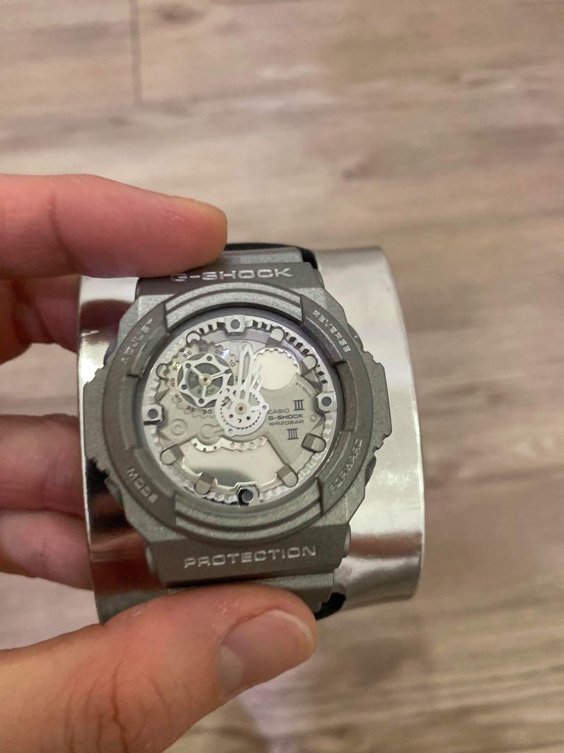CASIO WATCH G-SHOCK x MAISON MARTIN MARGIELA GA-300MMM [Limited 3,000 units worldwide, with serial number]