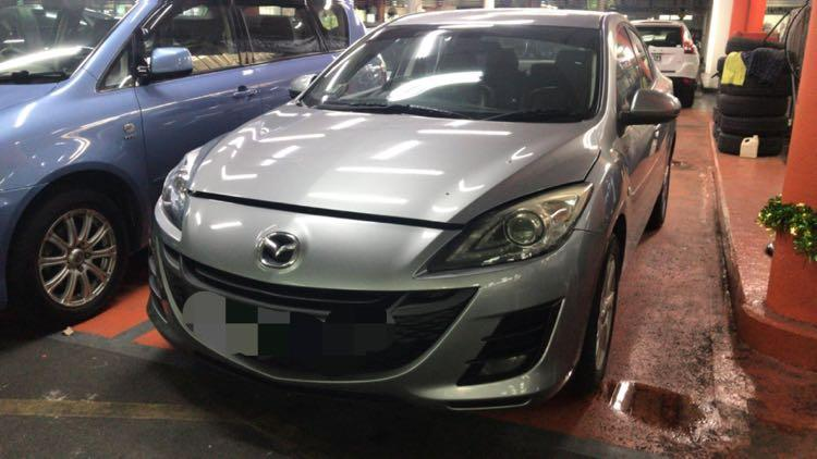 Cheapest Price for Rent - Mazda 3 (Very good condition)