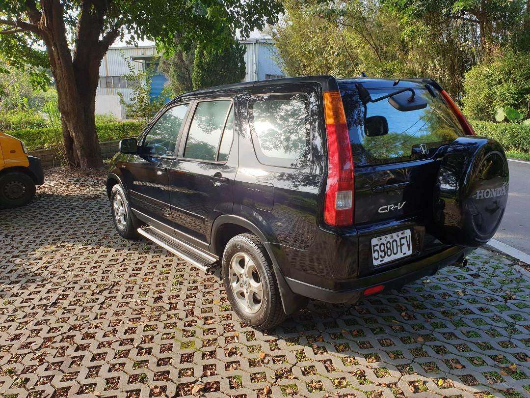 自售CRV休旅車(可私分)