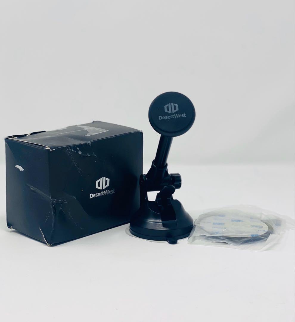 DesertWest Premium Magnetic Cellphone Holder/ Mount + Bonus