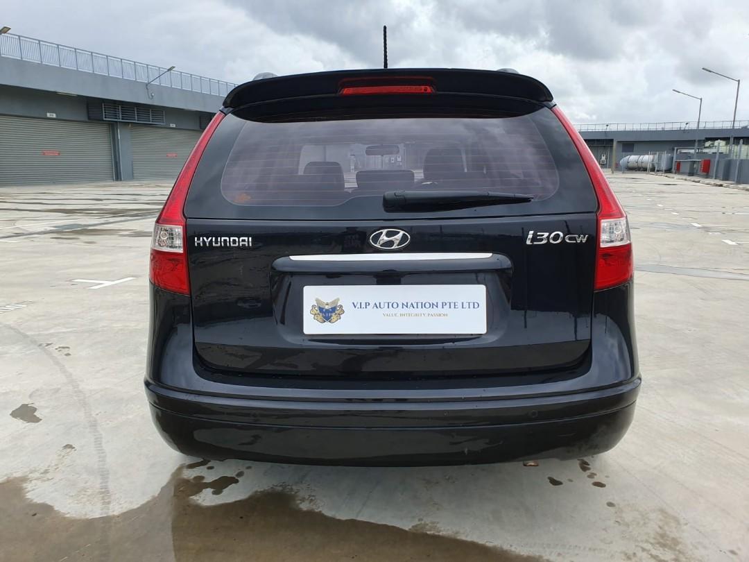 Hyundai i30 wagon Sunroof Auto