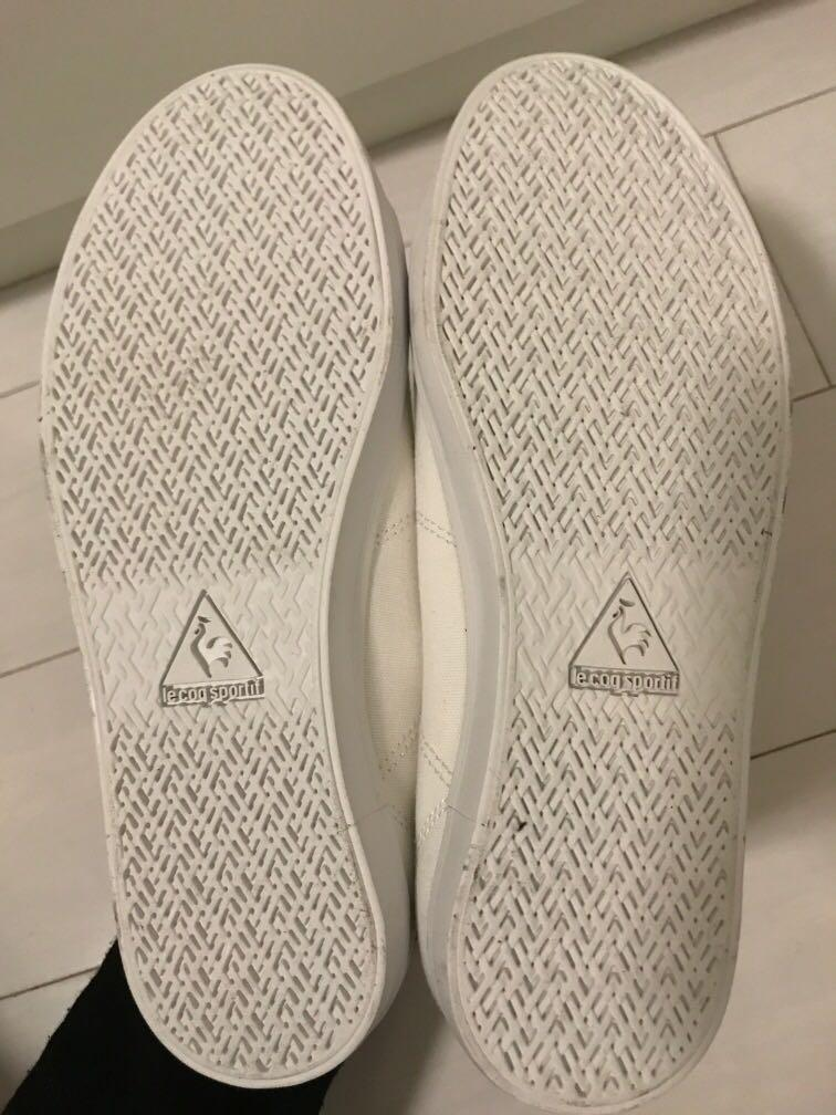 Le Coq Sportif women's Setone CVS sneakers in white