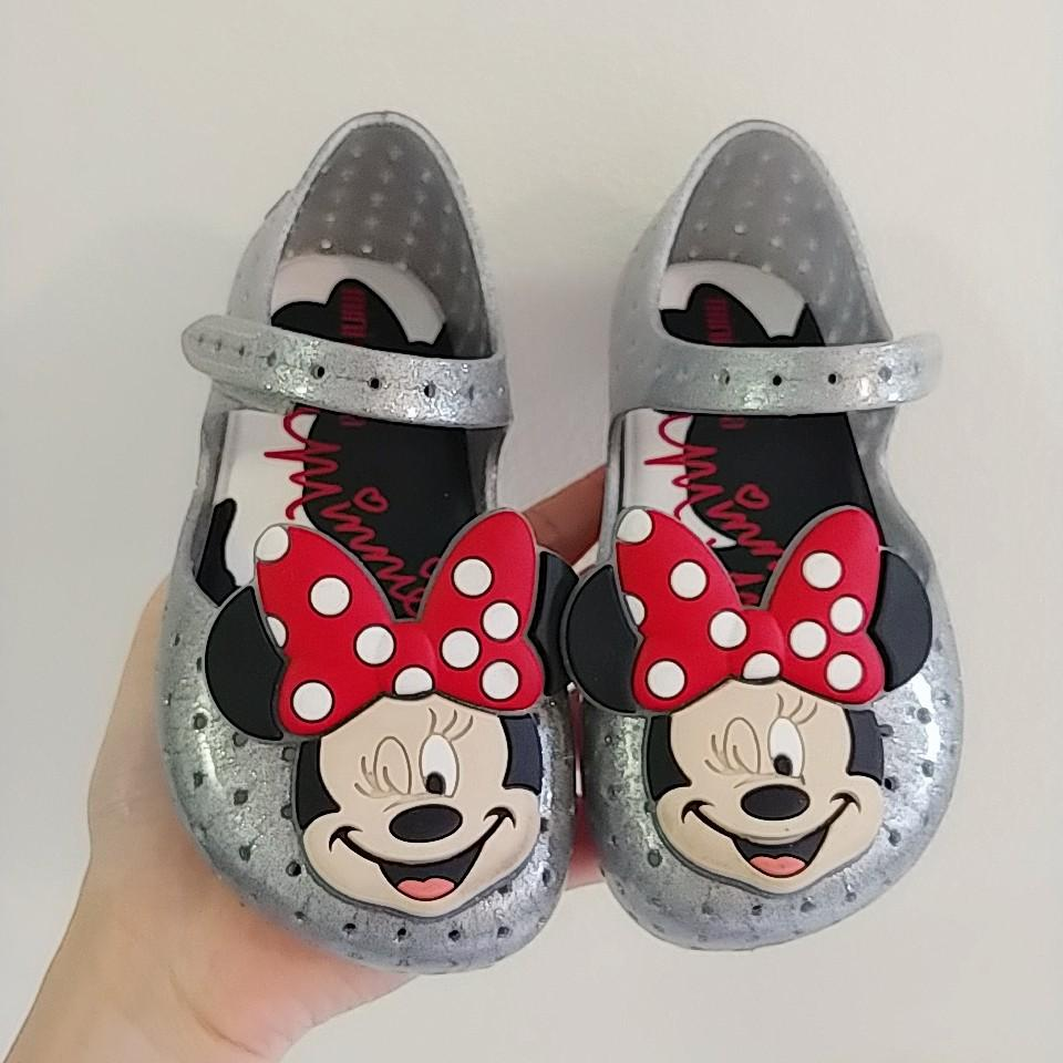 Melissa kids shoes for 2-3years inner length around16cm