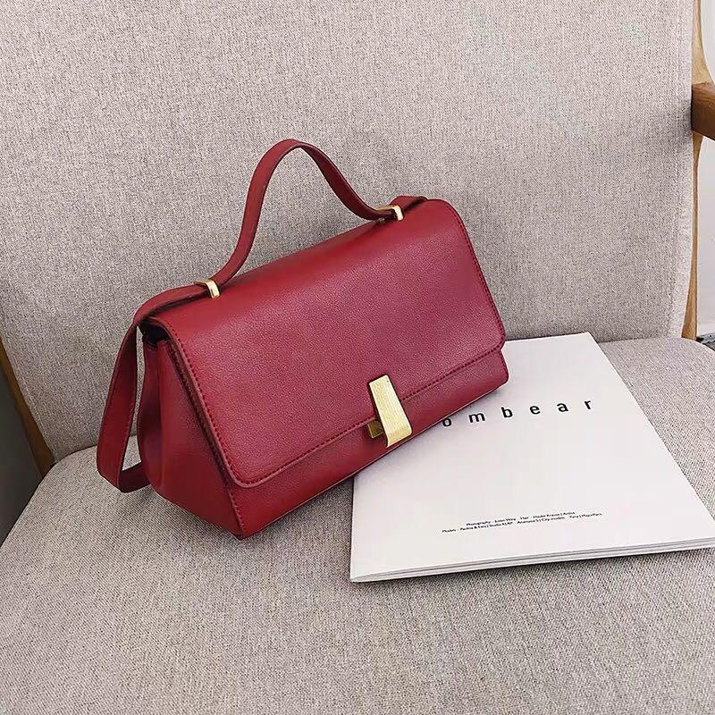 New small bag female 2020 new style fashion Korean version cross-body bag popular ladies shoulder bag