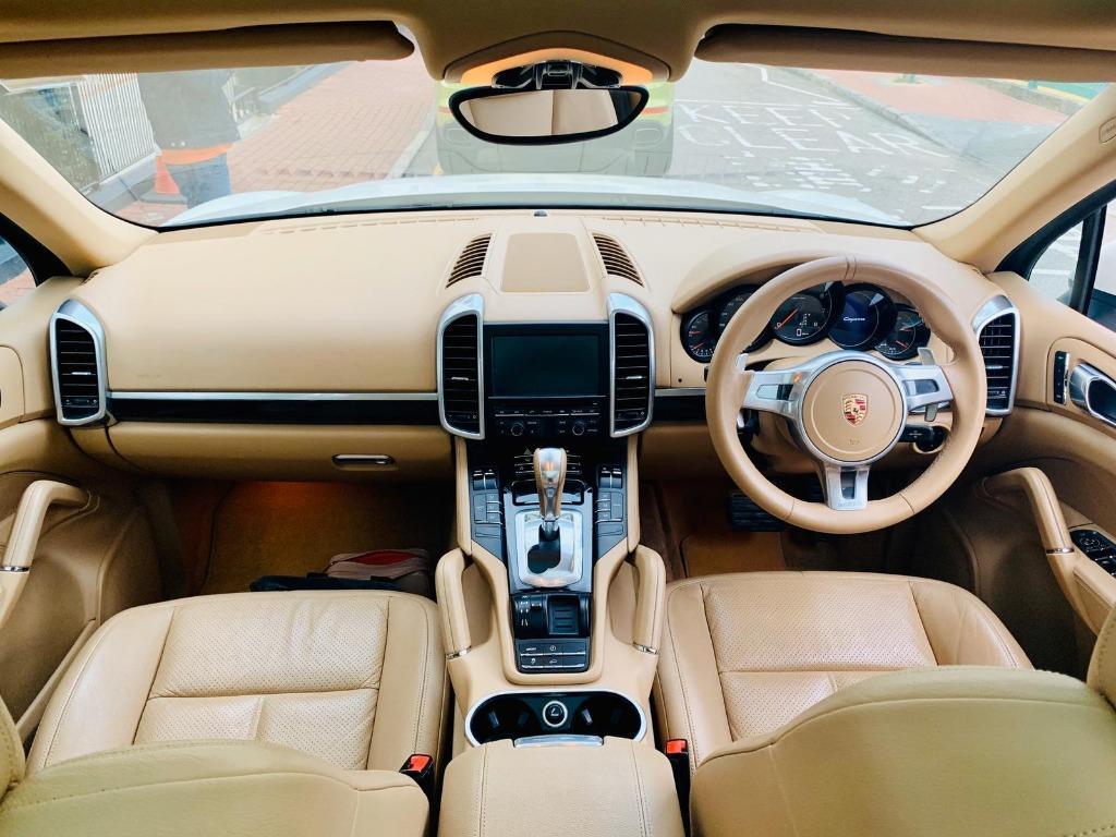 Porsche Cayenne 3.6 (A)